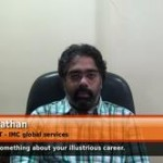 What were the career highlights for Swami Nathan (Sr. Director IT – IMC global services) in sales domain?