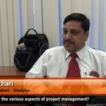 What are the various aspects of project management? (Sr. Vice President – Glodyne).
