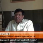 What is the growth path of individual in IT domain? (Abhay Nalawade – Founder & Managing Director – EcoAxis Systems Pvt Ltd.)