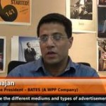 What are the different mediums and types of advertisements? (Associate Vice President – BATES (A WPP Company))