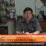What is vision of Maharashtra State Biodiversity Board? (Member – Secretary – Central Zoo Authority of India)