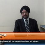 Could you please tell us something about six sigma? (Director – AIQM)