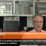 Please tell us about the opportunities students get after graduation in architecture. (Senior Architect)