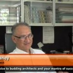 Your advice to budding architects and your mantra of success.(Senior Architect)