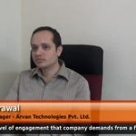 What level of engagement that company demands from a fresher? (Product Manager – Arvan Technologies Pvt. Ltd.)