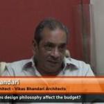 How does design philosophy affect the budget? – (Principal Architect, Vikas Bhandari)